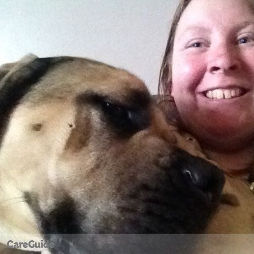 Pet Care Provider Caitlin B's Profile Picture