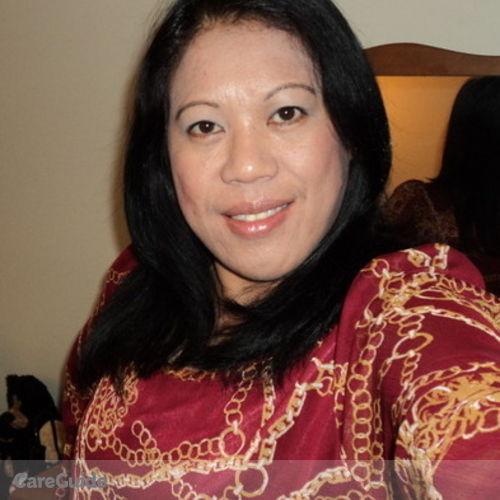 Canadian Nanny Provider Merlita Martinez's Profile Picture