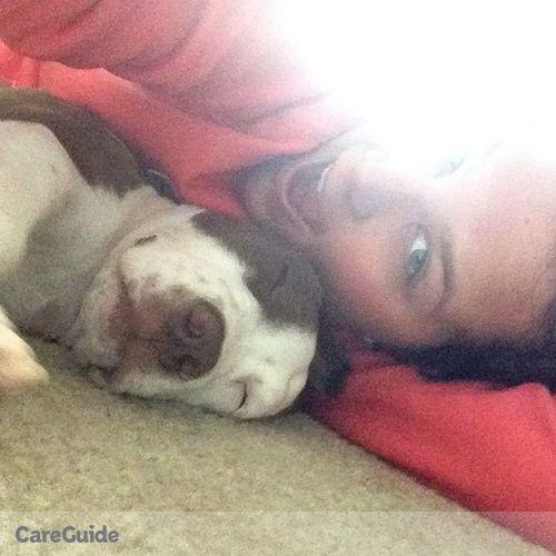 Pet Care Provider Taylor Z's Profile Picture