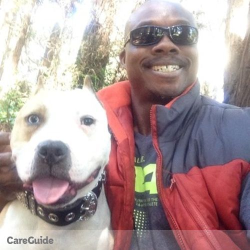 Pet Care Provider Gary Houston's Profile Picture