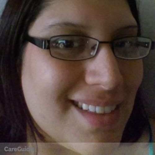 Child Care Provider Melissa Anne's Profile Picture