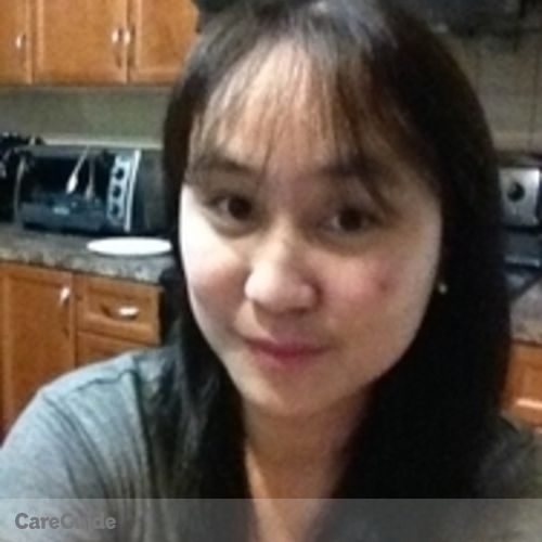 Canadian Nanny Provider Evarey R's Profile Picture
