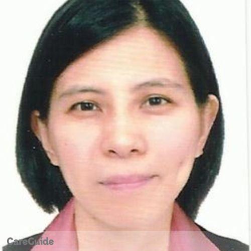 Canadian Nanny Provider Rossielle Almario's Profile Picture