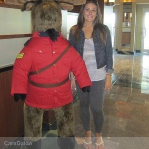 Canadian Nanny Provider Amanda Habenschuss's Profile Picture