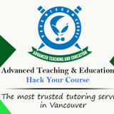 The Most Trusted Tutoring Service in the North and West Vancouver