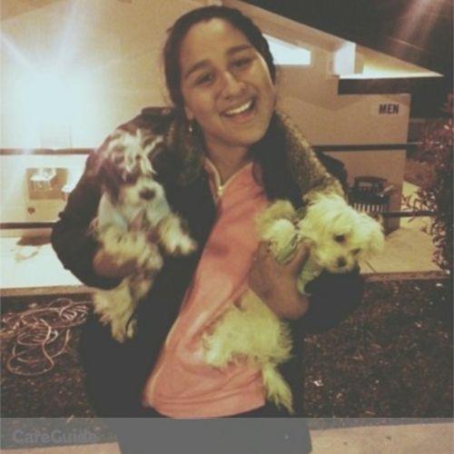 Pet Care Provider Jazmin Ramirez's Profile Picture