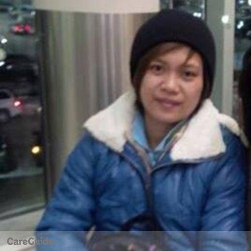 Canadian Nanny Provider Jennifer de Mesa's Profile Picture