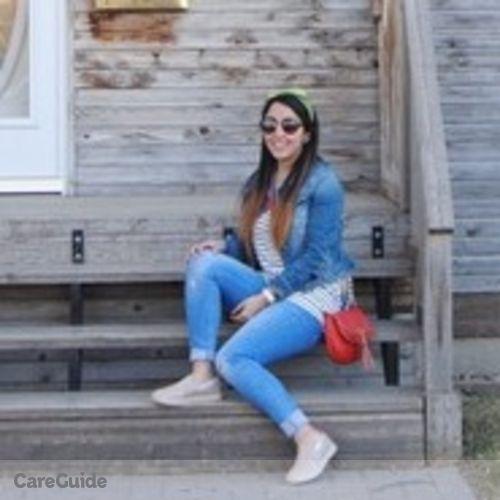 Canadian Nanny Provider Diana Fajardo's Profile Picture