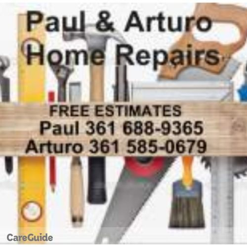 Painter Provider Paul & Arturo C's Profile Picture