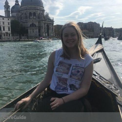 Canadian Nanny Provider Lauren W's Profile Picture