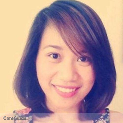 Canadian Nanny Provider Crisanne Laguatan's Profile Picture