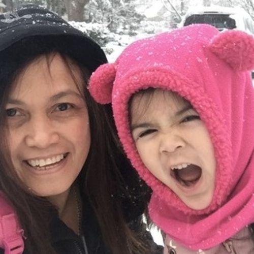 Canadian Nanny Provider Mercy P's Profile Picture