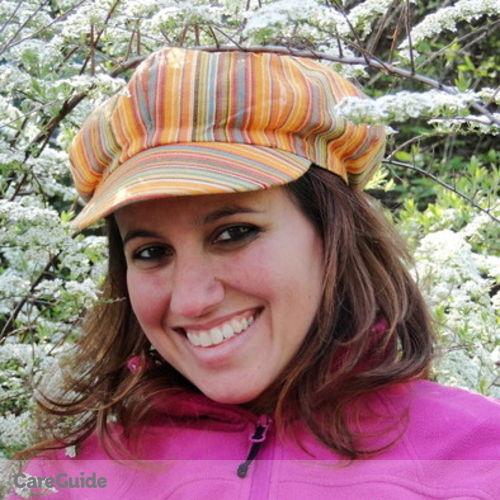 Canadian Nanny Provider Jeanini S's Profile Picture