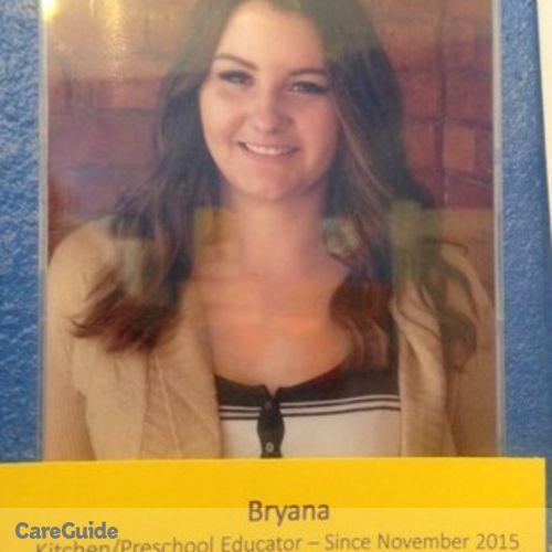 Canadian Nanny Provider Bryana B's Profile Picture