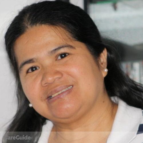 Child Care Advantage Provider Carina Gloria's Profile Picture