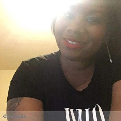 Elder Care Provider Jada McLemore's Profile Picture