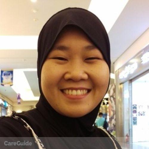 Canadian Nanny Provider Mae S's Profile Picture