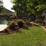 Concrete Landscape Curbing.