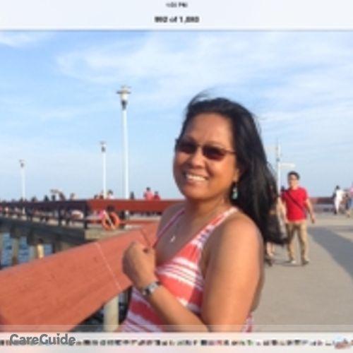Canadian Nanny Provider Percidad Tabogadir's Profile Picture