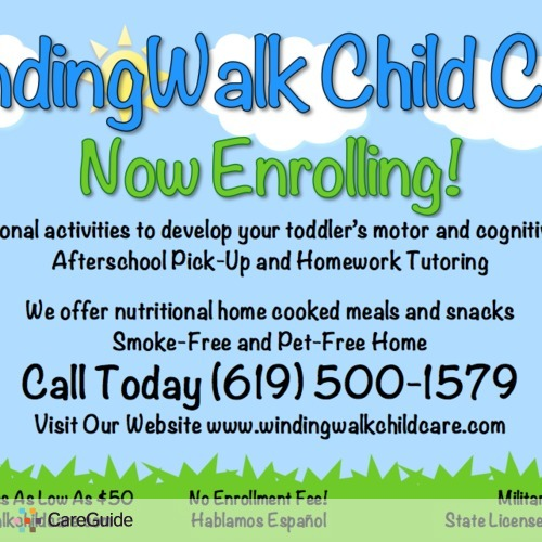 Child Care Provider WindingWalk Child Care's Profile Picture