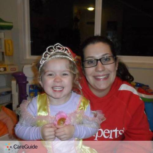 Child Care Provider Katherine Rioux's Profile Picture