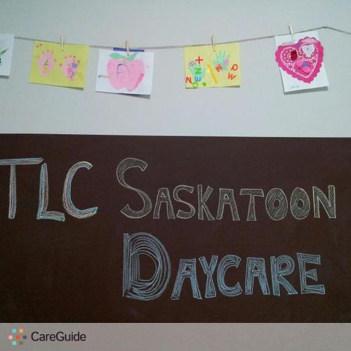 Child Care Provider TLC Saskatoon Daycare's Profile Picture