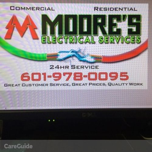 Handyman Provider Jonathan Moore's Profile Picture