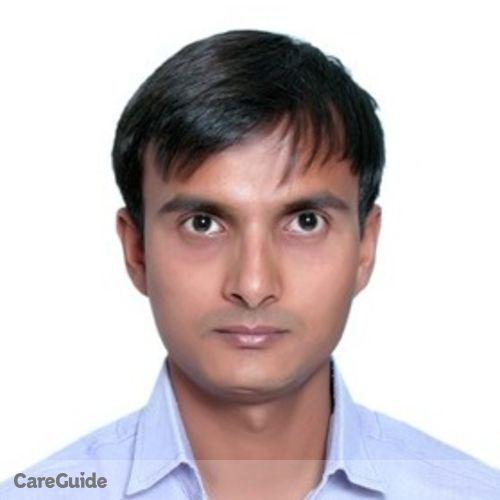 Canadian Nanny Provider Mehul Patel's Profile Picture