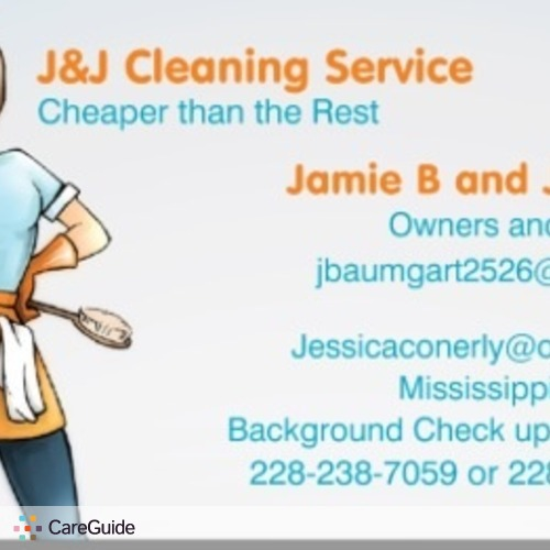 Housekeeper Provider Jamie Baumgart's Profile Picture