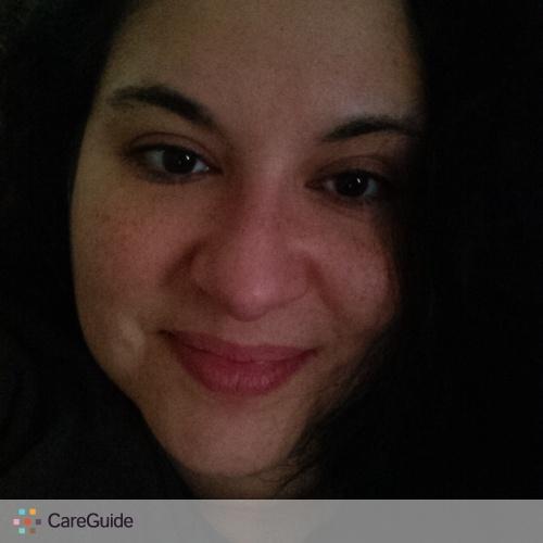 Pet Care Provider Amy Berdecia's Profile Picture
