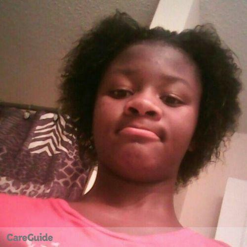 Child Care Provider Amari Perkinson's Profile Picture