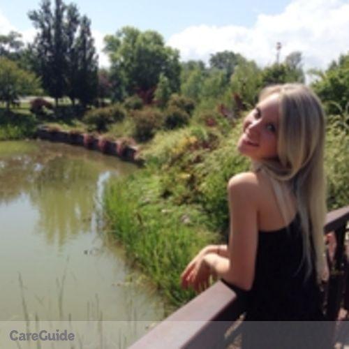 Canadian Nanny Provider Victoria Oosterveld's Profile Picture