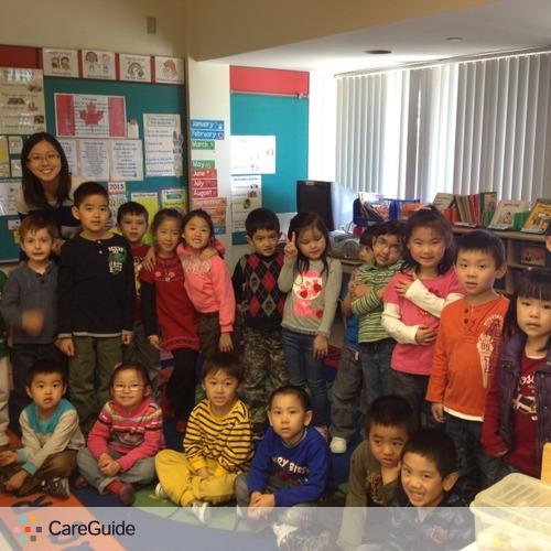 Child Care Provider Ashley Lam's Profile Picture