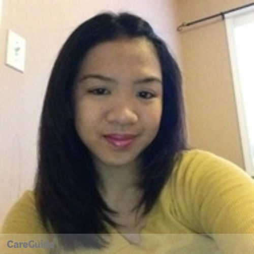Canadian Nanny Provider Leah Cargo's Profile Picture