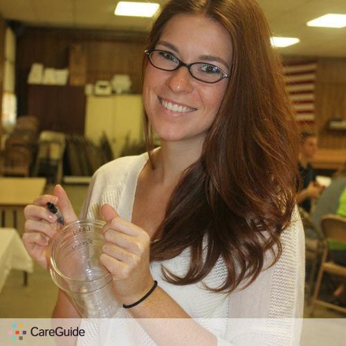 Child Care Provider Elizabeth Kmiec's Profile Picture