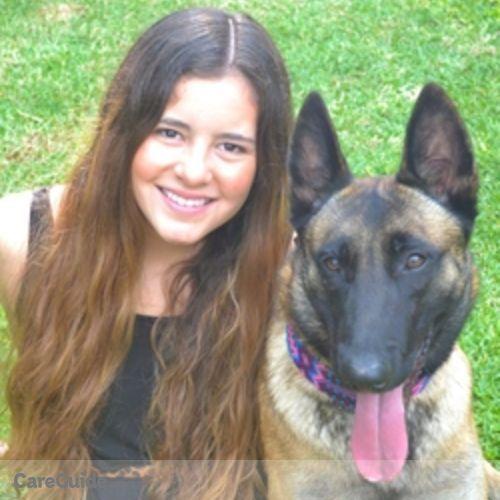 Canadian Nanny Provider Maria Rébora's Profile Picture