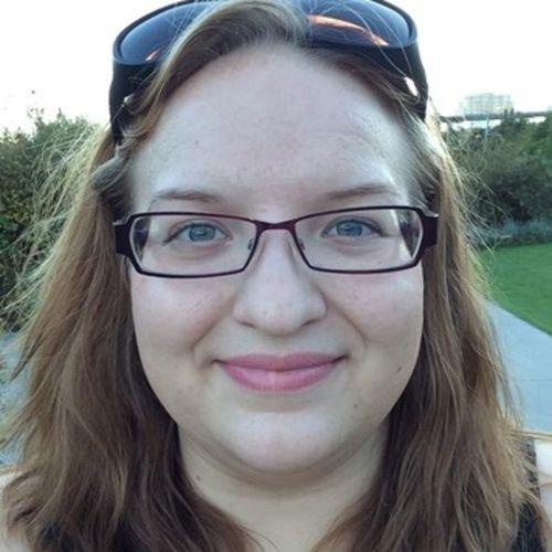 Pet Care Provider Sarah J's Profile Picture