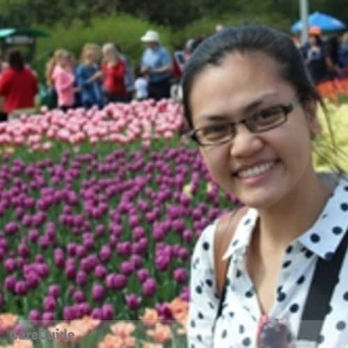Canadian Nanny Provider Unica Luna's Profile Picture