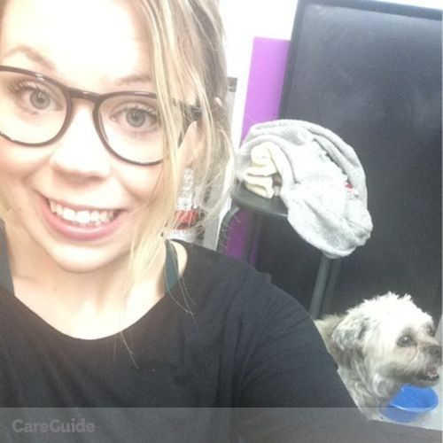 Canadian Nanny Provider Ashley Norell's Profile Picture
