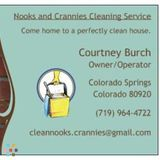 Housekeeper, House Sitter in Colorado Springs