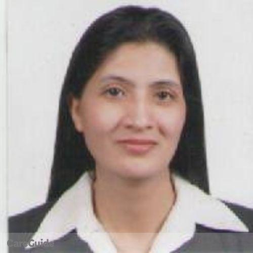 Canadian Nanny Provider Sigrid Sagun's Profile Picture