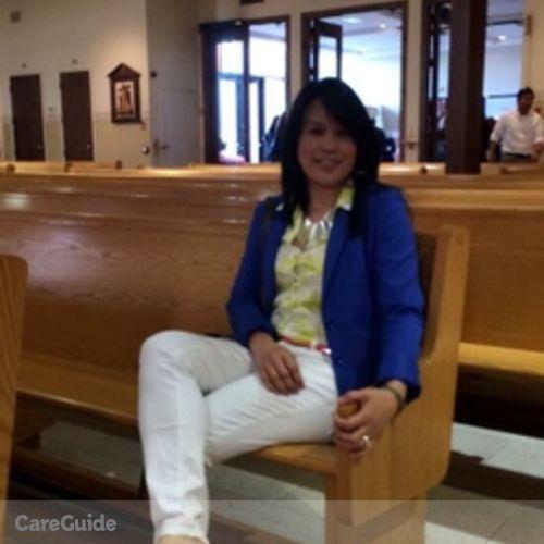 Canadian Nanny Provider Mirasol Ambaic's Profile Picture