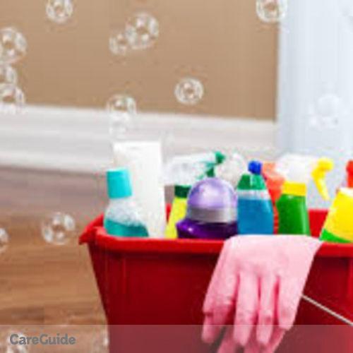 Housekeeper Provider Cristina U's Profile Picture