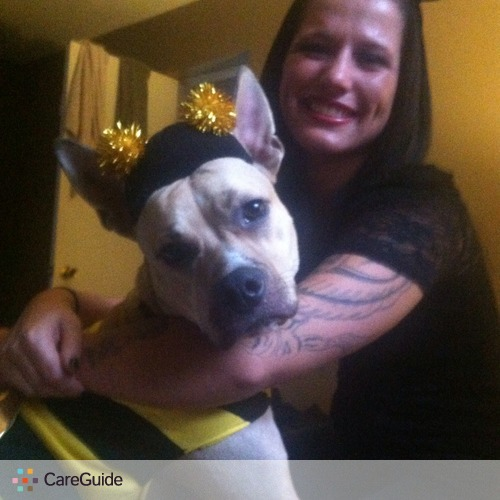 Pet Care Provider Sarah Poorman's Profile Picture