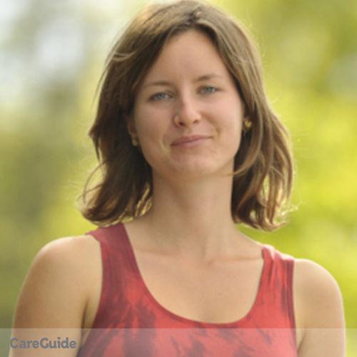 Canadian Nanny Provider Claudia R's Profile Picture