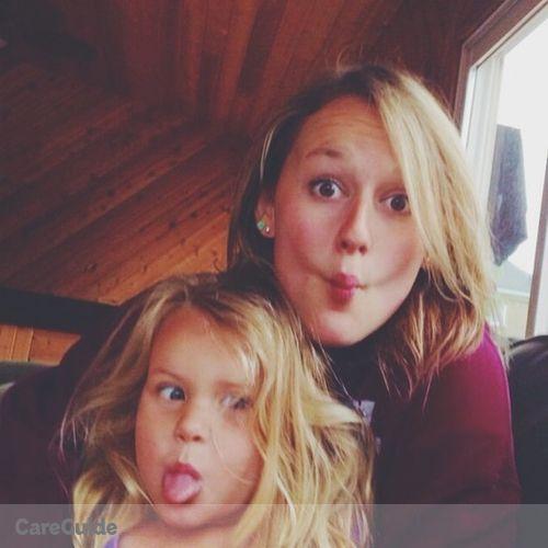 Canadian Nanny Provider Nicole McKenna's Profile Picture
