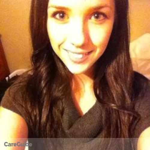 Canadian Nanny Provider Shannon Newlands's Profile Picture