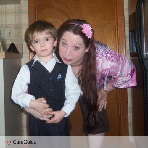 Child Care Job Erin Rundle's Profile Picture