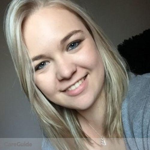 Canadian Nanny Provider Destiny Dutka's Profile Picture