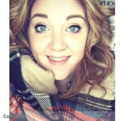 Canadian Nanny Provider Lyndsay Jones's Profile Picture